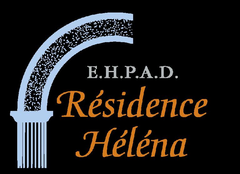 Logo transparent Ehpad Héléna